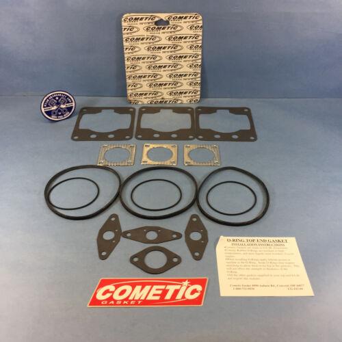 NEW COMETIC TOP END GASKET SET 1995-1999 SKI-DOO FORMULA III 600 LT 1996 1997