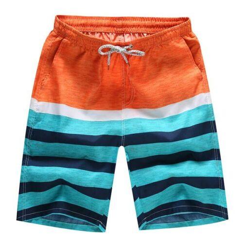 Short pants shorts Men/'s trunks swimsuit hot summer beach new surf board swiming