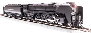 HO-Scale-BROADWAY-5832-NEW-YORK-CENTRAL-S1B-4-8-4-Niagra-6018-DC-DCC-Par-3-SND