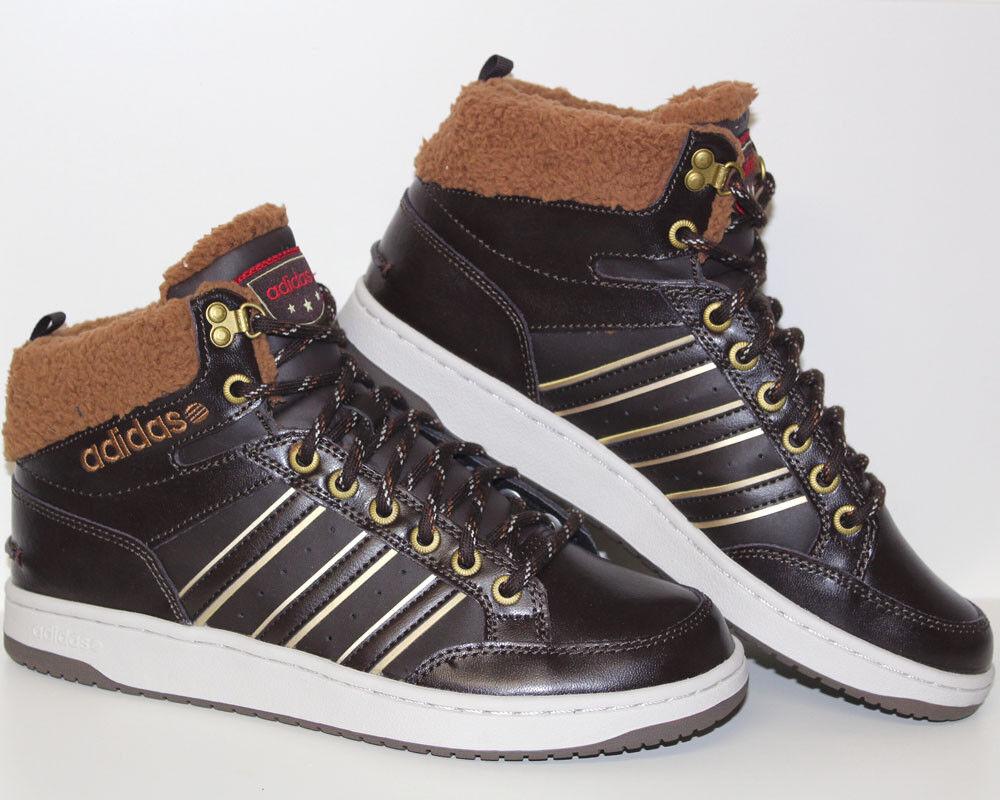 ADIDAS NEO HOOPS LX MID Turnschuhe Hihg Top Schuhe Turnschuhe 41-42-43-44-45 NEU