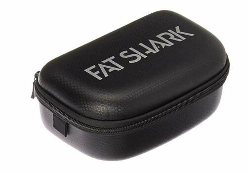Fatshark Dominator Lunettes Fermeture Zipper Carry Case-Fat Shark FSV2649-USA