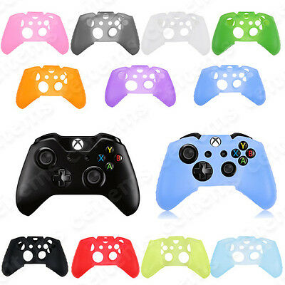 Color Protective Silicone Gel Skin Case Cover for Xbox One Wireless Controller