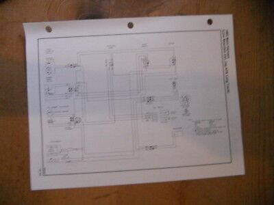 Artic Cat 1993 Main Herness Wiring Diagram Jag Thunder Ebay
