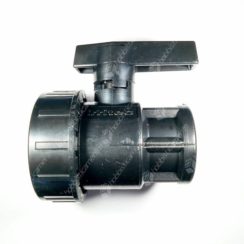 Valve Ball Gate ABS Ff From 3/4
