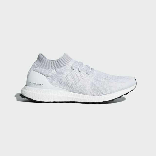 Adidas Ultraboost Uncaged [DA9157] Men Running Shoes White/Tint-Black