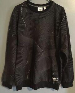 adidas Nmd Crew Aop Sweatshirt Men Clothing Jumpers