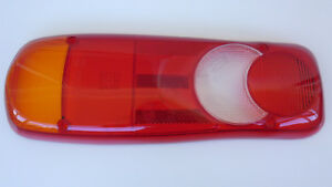 1x-Rear-Tail-Lamp-Light-Lens-VW-T5-VAUXHALL-MOVANO-FLAT-BED-TIPPER-Left-Right-E9
