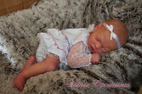 Reborn Baby Doll Lifelike Realistic Vinyl doll Kit Eli Last fewNOT FINISHED DOLL