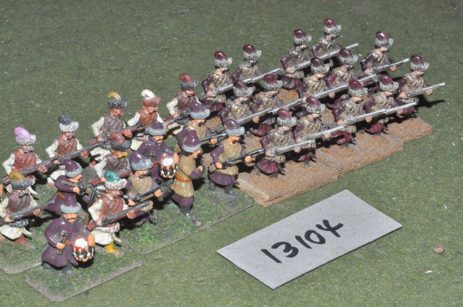25mm Renacimiento polaco-Infantería 30 Infantería-INF (13104)