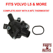 Thermostat Housing Complete Assembly with Thermostat 90 deg. C