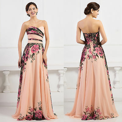 2015 SPRING LUXURY Long/Short Evening Party Prom Gown Bridesmaids FORMAL Dresses
