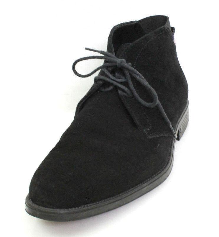LLOYD Patriot Gr.42 Herren Herren Herren Schuhe Desert Stiefel Stiefel Stiefeletten Schwarz Top 4d5272