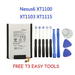 Original-OEM-Battery-EZ30-For-Motorola-Google-Nexus-6-XT1103-XT1100-XT1115