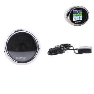 Tachimetro Digitale GPS Schermo LCD Contachilometro Multifunzione