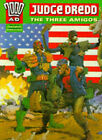 Judge Dredd: The Three Amigos by John Wagner (Paperback, 1996)
