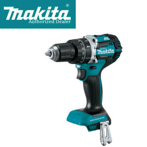 "Makita XPH10Z 18V LXT Li‑Ion Compact Cordless 1//2/"" Hammer Driver‑Drill"