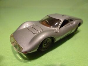 Politoys M 536 Dino Pininfarina Silver 1 43 Good Condition Ferrari Ebay