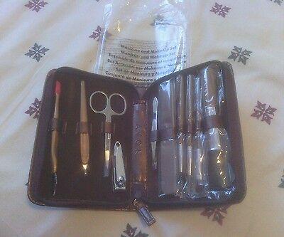 Avon Manicure and Make - up Set