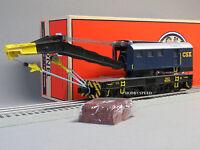 Lionel Csx Legacy Scale Command Control Crane 983293 O Gauge Train 6-81883
