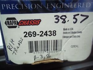 Steering Tie Rod End-FWD NAPA//PROFORMER CHASSIS-PCC ES2912