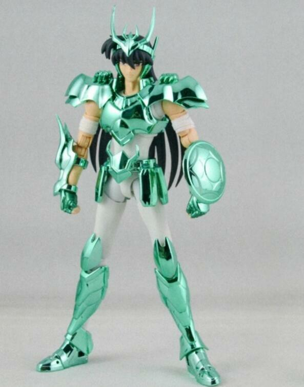 Great Toys Saint Seiya Myth Cloth EX OCE Final Dragon Shiryu Action Figurine