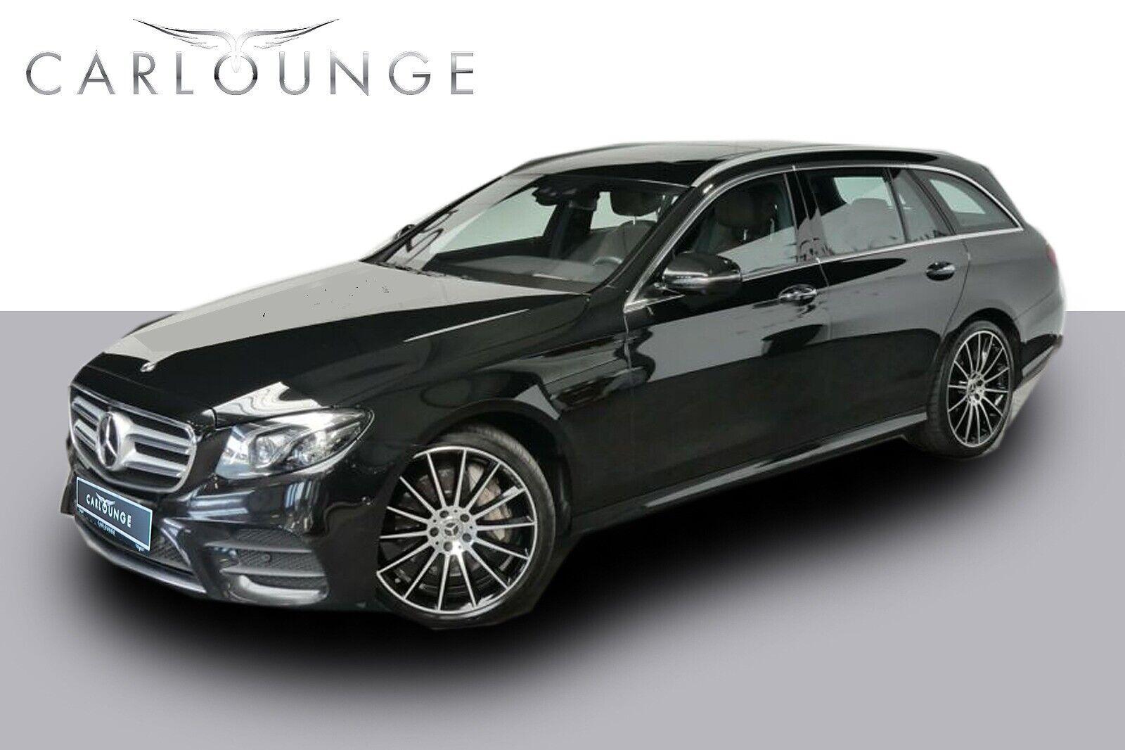 Mercedes E350 d 3,0 AMG Line stc. aut. 5d - 3.265 kr.