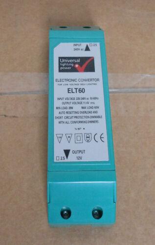 Universal Power ELT60 Convertidor electrónico de iluminación parte no elt60