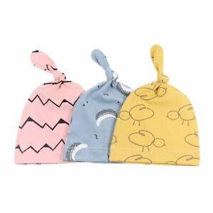 Baby Beanie Spring Baby Hat Newborn Cap Cotton Hats Cute Cartoon Clothing Gifts