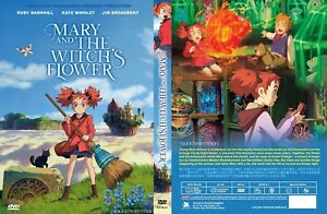 ANIME-DVD-ENGLISH-DUBBED-Mary-amp-The-Witch-039-s-Flower-All-region-FREE-SHIPPING-SKU3