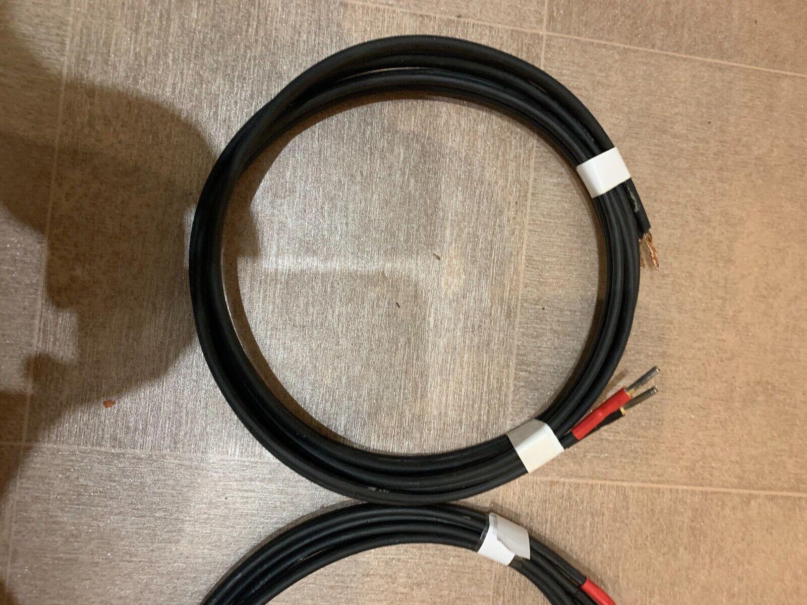 Naim NAC A5 Speaker Cable, 2.75m Pair