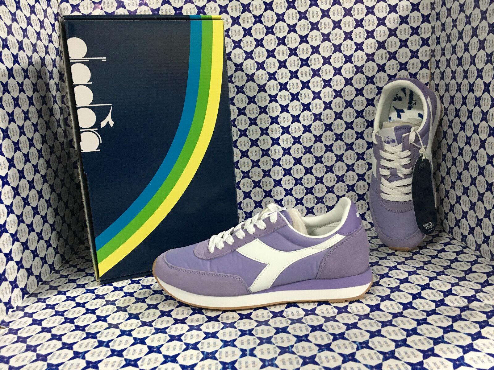 chaussures Diadora femmes baskets - Koala - violet - 173954