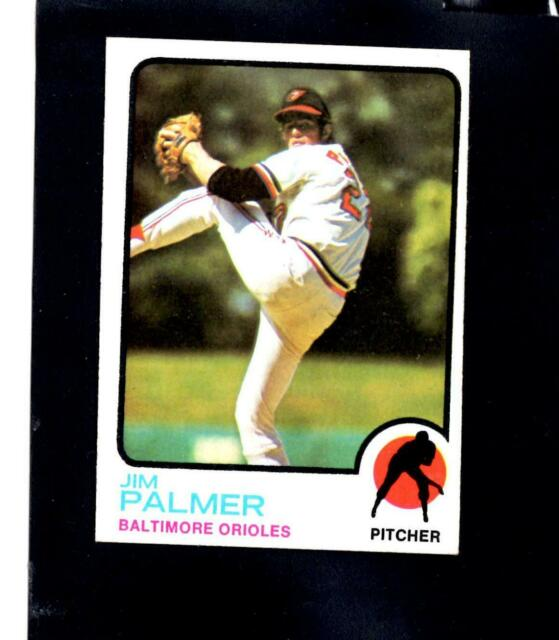 2430* 1973 Topps # 160 Jim Palmer Ex-Mt