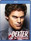 Dexter Complete Third Season 0097360717044 Blu-ray Region a