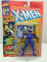 Marvel Entertainment X Men Wolverine Metallic 1994 Action Figure Toys