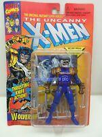 Marvel Entertainment X Men Wolverine Metallic 1994 Action Figure Toys
