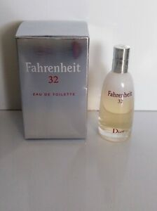 Miniatura-Dior-FAHRENHEIT-32-EDT-10ml-mini-perfume