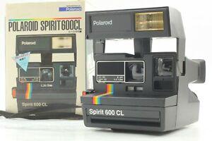 MINT-BOX-Polaroid-600-CL-Spirit-Instant-Camera-From-Japan
