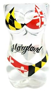 Full-Body-Maryland-Flag-Bikini-Shot-Glass