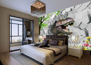 3D Tree Dinosaurs 73 Paper Wall Print Wall Decal Wall Deco Indoor Murals