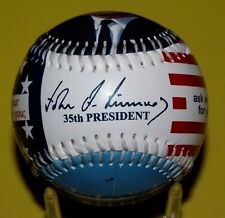 President John F Kennedy Regulation Size Baseball