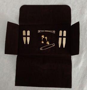 Men/'s Suit and Tie Accessories Men/'s Accessories Men/'s Tie Tack Vintage 70/'s Black Stone Tie Tack Men/'s Fashion