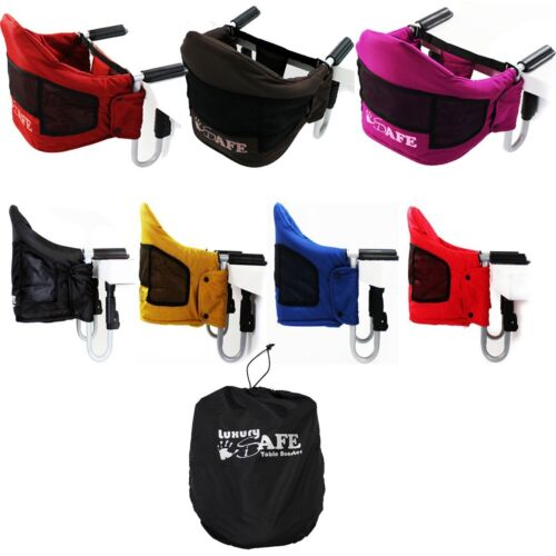 iSafe Table Highchair Feeding Chair Meal Time