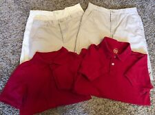 baf195c4c item 8 Old Navy Youth Boy s School Uniform Adjustable Khaki Shorts Size 12R  (5 Pieces) -Old Navy Youth Boy s School Uniform Adjustable Khaki Shorts  Size 12R ...