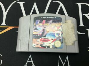 Multi-Racing-Championship-Nintendo-64-TESTED-WORKING-UK-PAL