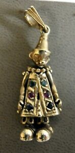 Vintage-9ct-Gold-Articulated-Clown