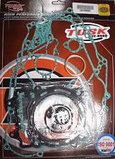 Tusk Complete Gasket Kit Top & Bottom End Engine Set Kawasaki KFX 450R 2008-2014