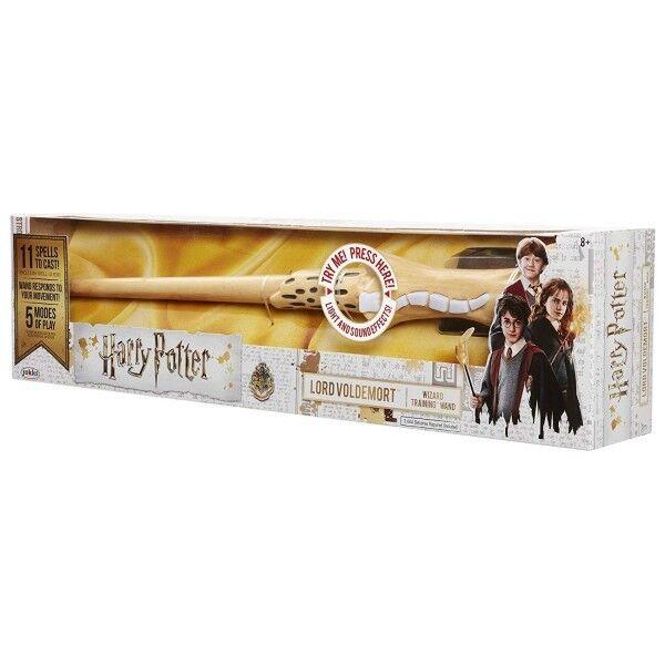 Harry Potter Stab magisch interaktive exklusiv Voldemort 38 cm 398372