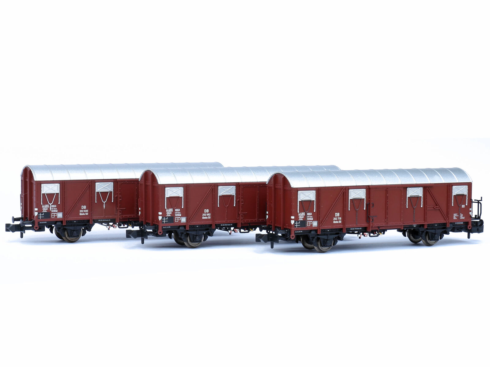 Liliput l260130-vagones-set glmhs 50 DB EP. III 3x-pista N-nuevo
