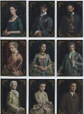 Outlander Season 2 Rainbow Foil Character Bios Chase Card C5 Louise de Rohan
