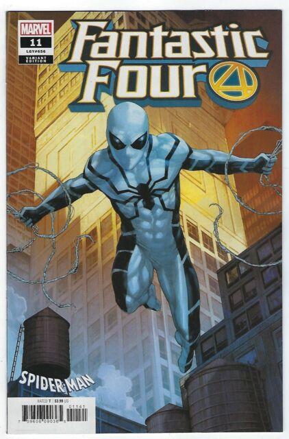 Fantastic Four # 11 Spider-Man Suit Variant NM Marvel